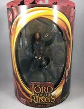 Lord Of The Rings The Two Towers Aragorn Action Figure Arrow Launching Action