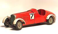 Original Antique 1936 Marklin Märklin 1101 bottom w/ the 1107 R Baukastenauto
