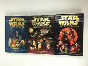 Star Wars: The Thrawn Trilogy By Timothy Zahn Hardcover