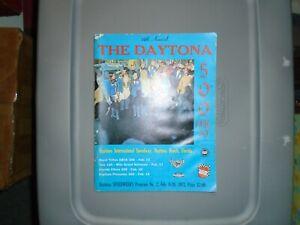 1972 Daytona 500 Program Richard Petty