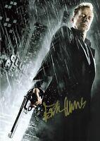 Autographed Bruce Willis Signed Photo 8 x 12