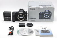 Excellent+++ IN BOX Canon EOS 5D Mark III 22.3MP Digital SLR Camera From Japan