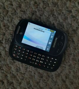 Samsung Flight II SGH-A927 - Black (AT&T) Cellular Mobile Phone