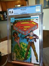 CGC 9.6 (NM+) The Man of Steel #1 (1986) John Byrne & Dick Giordano - DC Comics