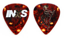 Inxs Brown Faux Tortoise Guitar Pick - 1997 Elegantly Wasted Tour