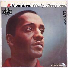 MILT JACKSON: Plenty, Plenty Soul LONDON UK Orig LTZ-K.15141 NM- Jazz LP