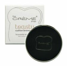 The Creme Shop Toasty Cushion Bronzer Shading Cream 3 Deep Skin Tones 0.53 Oz