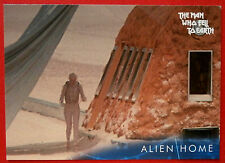 DAVID BOWIE - The Man Who Fell To Earth - Card #32 - Alien Home - Unstoppable