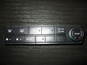 NISSAN INFINITI G35 SKYLINE STAGEA M35 AC Switch 27500-AC500
