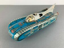HOLDAUTO Made in Hungary Interkozmosz Space Craft Vintage Blechspielzeug Tin Car