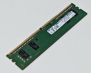 Samsung 4GB DDR4 2400MHz UDIMM PC4-19200 288-Pin Non-ECC 1.2V CL17 Memory Module