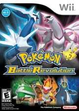 Pokemon Battle Revolution [Nintendo Wii NTSC, Arena Colosseum Monster Duels] NEW