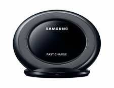 Samsung Fast Charge Qi Wireless Wireless Charging Pad/Stand - EP-NG930 - Black