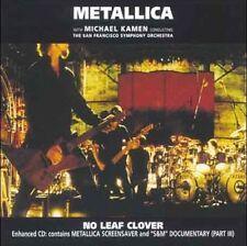 METALLICA - NO LEAF CLOVER, PT. 2 [SINGLE] NEW CD