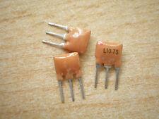LT10.7MS2-A 10.7MHZ Ceramic Filter 230KHZ equiv Murata SFE10.7MS2   3 pack  H169