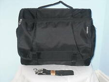 Super Lightweight Cabin Friendly Flapover Laptop Carry On Bag.