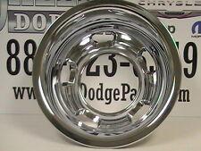 Dodge dually wheel cover 52106882aa rear simulator hub cap OEM Mopar 03 - 12