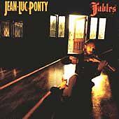 Jean-Luc Ponty : Fables - 1985 Atlantic Records CD $2.75