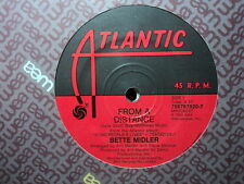 "Bette Midler ""From A Distance"" Atlantic Oz 7"""