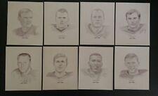 Vintage 1967 Kraft Williams NFL Portraits -Washington Redskins Original Envelope