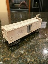 Vintage Lionel O Gauge Automatic Refrigerated Milk Car 3462
