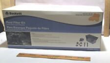 Beckett POND FILTER KIT - In Original Box - BF700A20 - up to 700 gallons