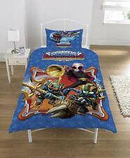 OFFICIAL Skylanders Kids Reversible Duvet Quilt Doona Cover Single Bed