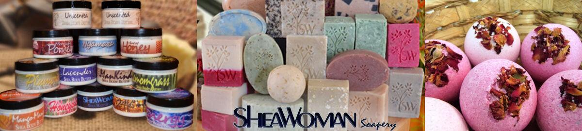 SheaWoman Soapery