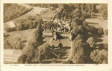 Sidmouth. Knowle Hotel # 2606 by SFS. Aerial View.