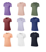 Nike T Shirt Womens XS to 2XL Authentic New Dri Fit Dry Legend Training Tees