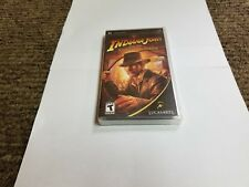 Indiana Jones and the Staff of Kings (Sony PSP, 2009) new