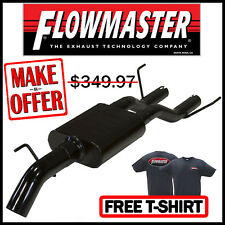 """FLOWMASTER 2009-2018 Toyota Tundra 3"""" Outlaw Extreme Dump Down Cat-Back Exhaust"""