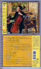 Yo-Yo Ma , Recital [CD_Sony Japan](SICC 1502 - 4547366061802)