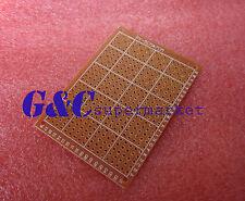 10PCS DIY Prototype Paper PCB Board Universal 5x7cm 5*7cm Circuit Breadboard