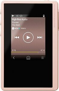 Pioneer XDP-02U(P)  Digital Audio Player with Wi-Fi and Bluetooth (Pink) NEW