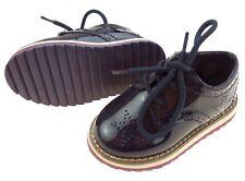 Zara chaussures derby  cuir fille T20- NEUVES