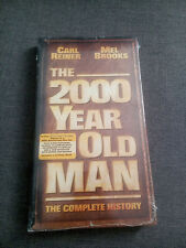 Carl Reiner & Mel Brooks The 2000 Year Old Man: Complete History 3 CD + DVD BOX