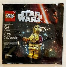 LEGO Star Wars C-3PO 5002948 Polybag, New!
