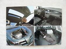 Mitsubishi Outlander 2,4 MIVEC-prensa-foto obra-foto pressfoto 11/2003 (m0070