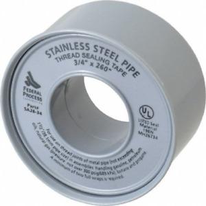 24013     Stainless Steel Thread Tape