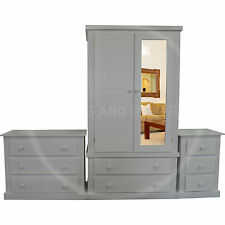 Grey Bedroom Furniture Sets eBay
