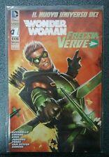 WONDER WOMAN n. 1 Variant - Lion -DC- NUOVO / New 52 /Universo DC Freccia Verde