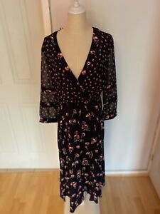 Phase Eight Maxi Dress Size 16 Brand New With Tags