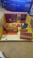 VINTAGE 1962 BARBIE DREAM HOUSE with FURNITURE and Accessories