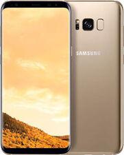 """Samsung Galaxy S8+ Plus 64Go+4Go  (SM-G955U) Désimlocké GSM 6,2"""" 12 MP Doré"""