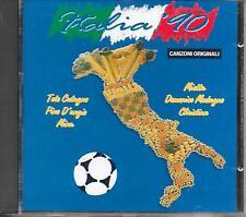 V/A - ITALIA '90 CD Album 18TR (CNR HOLLAND) 1990 Mietta, Toto Cutugno Christian