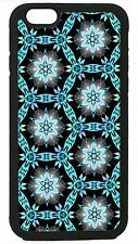Beautiful Art Modern Flowers Fancy Pattern Case Cover for iPhone 4s 5 5s 5c 6 6+