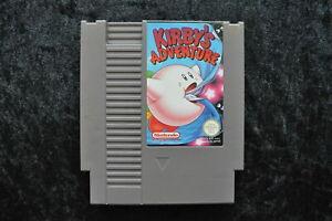 Kirby's Adventure Nintendo Nes PAL