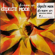 CD SINGLE DEPECHE MODE	Dream on 2-Track CARD SLEEVE French Sticker NEW SEALED
