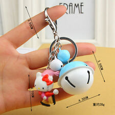 NEW Hello kitty Key chain The bell key chain Toy Gift 7